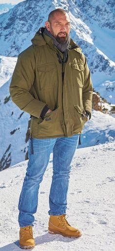 Dave Bautista Spectre Austria Jacket