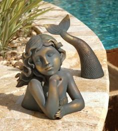 sea by the shore theme home decor | Sea and Shore Animal Garden Statues for Decor, Fun & Function