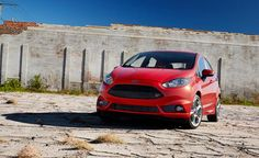 2014 Ford Fiesta ST - Photo Gallery of First Drive Review from Car and Driver - Car Images - Car and Driver