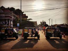 Home - Rickshaw Challenge Challenges, Street View, Adventure, Railroad Ties, Adventure Movies, Adventure Books