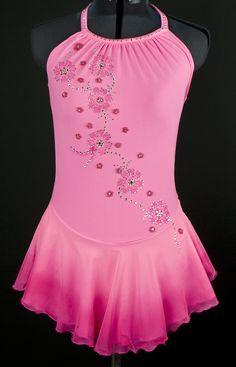 skating dress I made