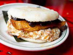 la mulata // caracas arepas bar // via seriouseats.com