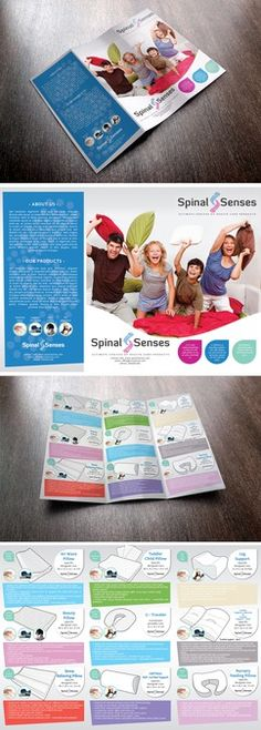 Spinal Senses needs you to create a brochure for absolute health products  (pillow , back support et by zeljko_radakovic