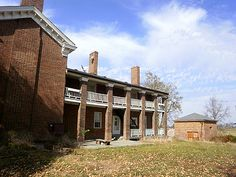 Kentucky - Lemons Mill house in Lexington KY by Lizette Fitzpatrick, www.lizette.us