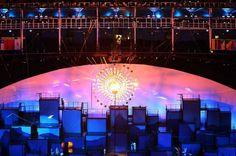 15 momentos emocionantes da abertura das Olimpíadas Rio 2016