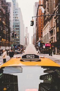 Take a taxi through the Big Apple #FeelGoodExperience