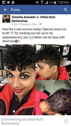 Another happy client. No wonder Google says Urban Kutz is Clevelands best barbershop.  www.UrbanKutzCleveland.com #bestbarbershopinohio #LocalCLE #CLE #Cleveland #ClevelandBrowns #destinationCleveland #clevelandrenaissancemovement #clevelandrepresent
