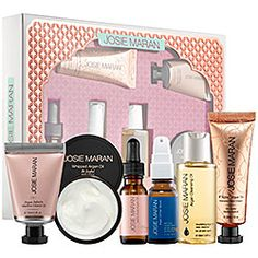 Sephora Josie Maran Escape To Morocco Holiday Hair Body Beautifiers Bath Gift Sets