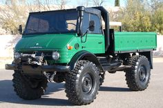 Check out this incredible 1978 Mercedes Benz Unimog U416 for sale in Tucson, Arizona. This beast was rebuilt a few years ago and is looking for a new home.