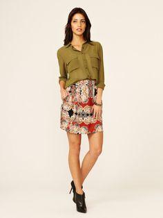 Vivianna Skirt by Walter on Gilt.com