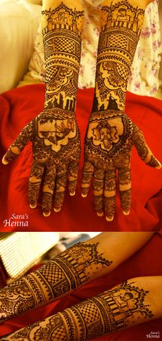 Mehndi Maharani Finalist: Sara's Henna http://maharaniweddings.com/gallery/photo/27033