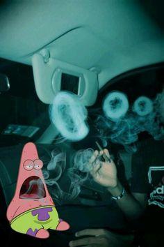 Pat weed smoke<3