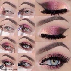 me gusta la combinación Make up 1