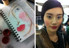 Make-Up Artists Backstage Tips and Tricks