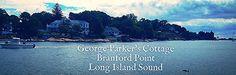 https://flic.kr/p/yyX4qw | Luigi Speranza -- George Parker's cottage (built 1885), Branford Point, Long Island Sound.