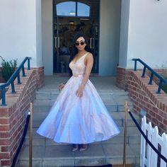 Stunning dress... Bonang Matheba