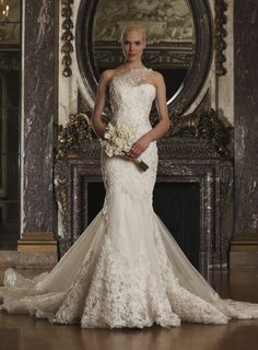 amodabridal.com.au SUPPLIES Boutique Lace Mermaid One-Shoulder New Wedding Dress  Lace Wedding Dresses