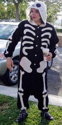 Skeleton kigurumi (AW)