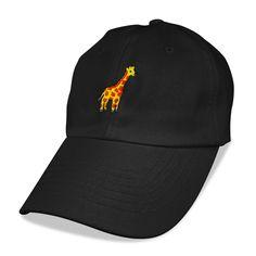 DALIX Giraffe Baseball Caps Cotton Cap Custom Hats Unisex Hat