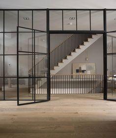 steel frames | michaelis boyd