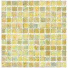 thinking of doing yellow walls in kitchen, this would be a nice backsplash