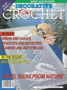 Decorative Crochet Magazines 16