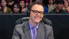 Mauro Ranallo Survives Horrible Auto Accident This Week. WWE AND Action sports Announcer Mauro Ranallo survives Christmas weekend Auto Accident. Mauro Ranallo, Wwe Backstage, Corey Graves, Wwe Survivor Series, Beth Phoenix, Michael Cole, Nxt Takeover, Vince Mcmahon, Deporte