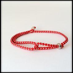 Αντρικός μάρτης Macrame Bracelet Tutorial, Macrame Bracelets, Lolita Cosplay, Jewelry Patterns, Ring Bracelet, Bracelets For Men, Friendship Bracelets, Handmade Jewelry, Bling