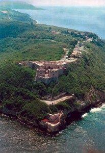 The famous San Juan Hill, Santiago de CUBA.  #travel