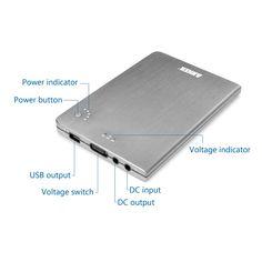 External Battery for MacBook Pro & MacBook Air - Mach Machines