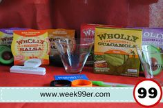 Wholly Guacamole & Daily's Cocktail Red Carpet Ready Review & Giveaway Ends 3/2 www.week99er.com
