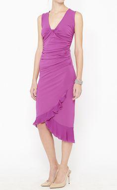 Ungaro Fuchsia Fuschia Dress
