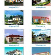Pelan rumah 1 malaysia My House Plans, How To Plan