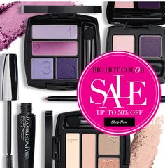 BIG HOT COLOR SALE... is back for Campaign 12, 2015!!! Everything you could need to get Summer!! #Avon #Avonrep #love4beauty