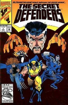 39 best comic book covers images on pinterest comics comic books started in relaunch of the defenders the team were originally led by doctor strange but soon doctor druid took over leadership fandeluxe Choice Image