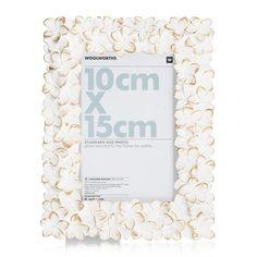 Flower Resin Frame