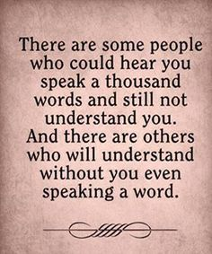 Still Not Understand You - Great Friendship Quote