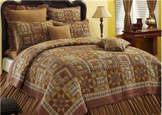 Burlington Quilted Bedding Collection from VHC