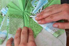 fold on left side-flip over Potholder Patterns, Patchwork Patterns, Quilt Block Patterns, Christmas Quilt Patterns, Christmas Sewing, Christmas Toys, Marker, Fabric Stars, Quilted Potholders