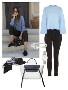 """Weekend: Movie"" by alvinaginting on Polyvore featuring Topshop, Tiffany & Co. and Daniel Wellington"