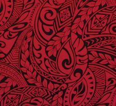 Tattoos News Pics Videos And Info Polynesian Tribal Tattoos, Polynesian Art, Samoan Tribal, Samoan Tattoo, Haiti Tattoo, Samoan Patterns, Tribal Fabric, Textile Patterns, Textiles