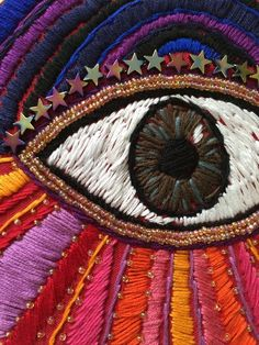 How to: Seriously Cool Embroidery with Tessa Perlow