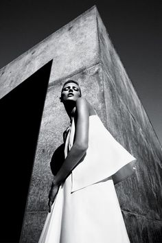 Modernism is the Message, Jil Sander Interactive Feature by Mario Sorrenti for T Magazine (2013)