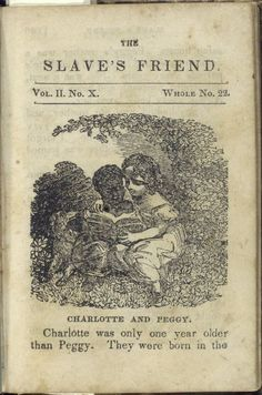 The slaves friend.