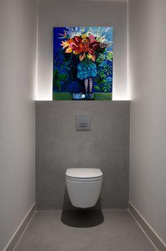 Afbeeldingsresultaat voor beton cire in wc