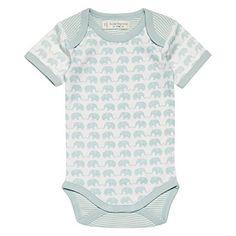 Sense Organics Baby-Jungen Yvon Body Kurzarm