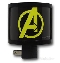 Images of Avengers Symbol Nite Lite