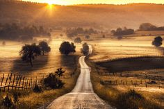Beautiful Landscape Photography by Adnan Bubalo #inspiration #photography