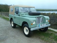 KWR - Unique 1979 Land Rover Series 3 - Rebuilt using new parts ! It is now some 30 years since the last Series Land Rover rolled off the