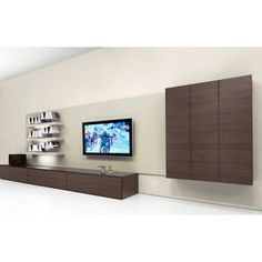 Modern & Contemporary TV Cabinet Design TC100
